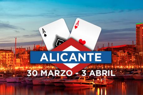 Todo preparado para el inicio de la segunda parada del Campeonato de España de Poker