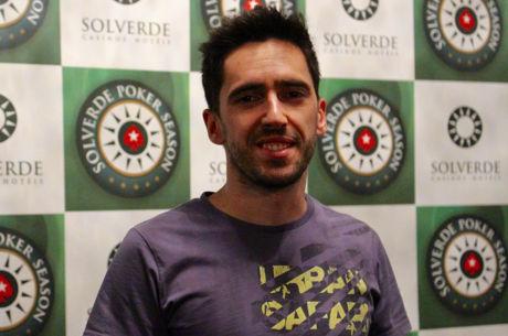 Bruno Ferreira Liderou Dia 1D Espinho Poker Fest; Confere Seat Draw Dia 2