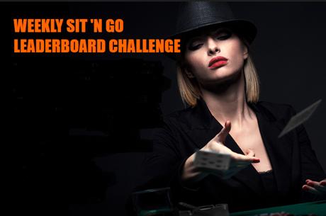 Месечното $20К Sit&Go състезание в Tigergaming вече изплаща...