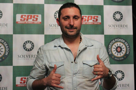 Fausto Silva Vence Espinho Poker Fest (€7.631)