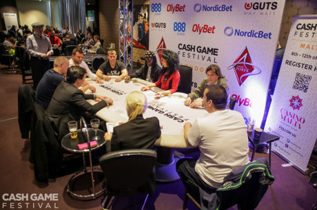 2016 Cash Game Festival at Aspers Casino Westfield Stratford City a Huge Success