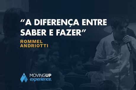Moving Up Experience: A Diferença entre Saber e Fazer