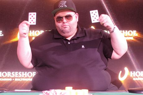 Joseph Cappello Wins WSOP Circuit Horseshoe Baltimore Main Event for $292,500