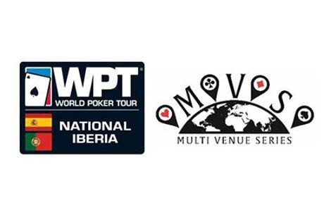 El World Poker Tour National Series vuelve a España con las Multi Venue Series