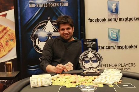 Luke Arora Foils MSPT Pro Matt Alexander's Bid for First Title, Wins $83,773