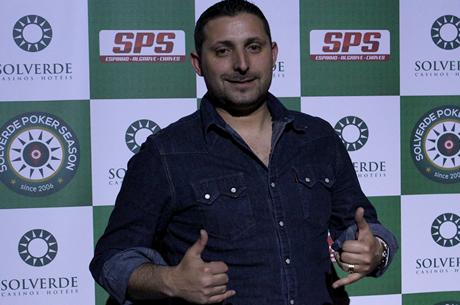 Fausto Silva Lidera Dia 2 Etapa #5 Solverde Poker Season 2016