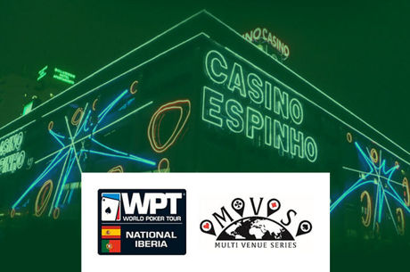 Satélites WPT National Iberia Arrancam a 12 de Abril no Casino de Espinho