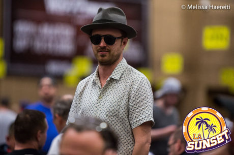 Actor Aaron Paul Joins Maria Ho's L.A. Sunset of Global Poker League