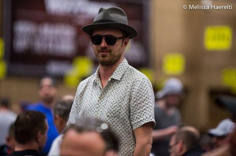 """De Breaking Bad à la Global Poker League, Aaron """"Jesse Pinkman"""" Paul débarque aux..."""
