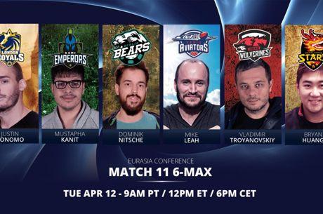 Global Poker League : Suivez la Semaine 2 en streaming sur Twitch
