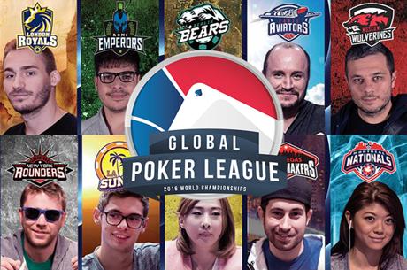 Global Poker League: Semana Arranca com 4 Sits 6-Max (Holz, Bonomo e MacPhee em Jogo)