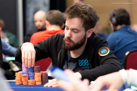 Dominik Nitsche Destaque na Jornada Global Poker League de Ontem