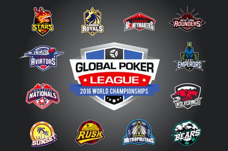 Global Poker League: Trickett, Luneau, y Troyanovskiy ganaron en los enfrentamientos heads-up