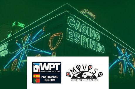 Calendário WPT National Iberia - 10 a 15 Maio no Casino de Espinho
