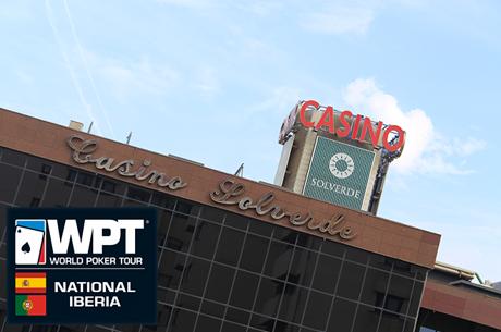 Hoje às 20:00 - Satélite (€25) WPT National Iberia no Casino de Espinho