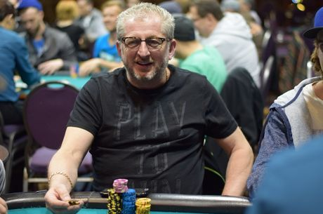 Spring Super Stack Day 1a Ends with Ron Lauzon Way Ahead