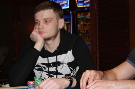 """""""Spring Cup"""" pagrindinis turnyras: 1A sesijoje dominavo Vytautas Stonkus"""