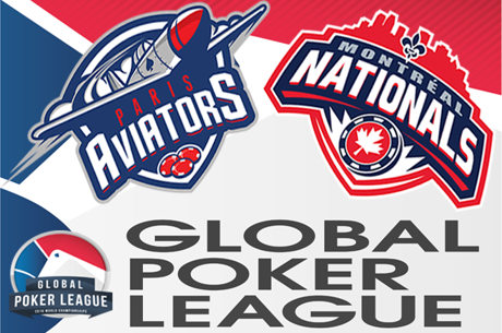 Global Poker League: Paris Aviators e Montreal Nationals Lideram Após 2ª Semana de Jogo