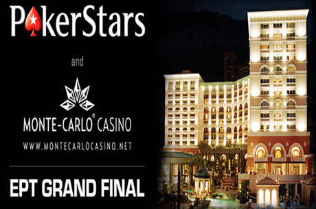 Calendário PokerStars and Monte-Carlo®Casino European Poker Tour Grand Final