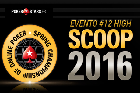 Tomás Paiva Venceu Evento #21 High SCOOP PokerStars.FR (€12.551) & Mais