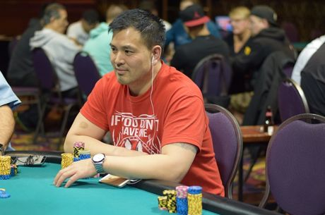Johnny Yu Leads by Miles Going to Day 2 of Spring Super Stack