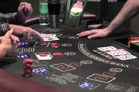 How Many Chances Do You Have To Win a 3-Card Poker Tournament?