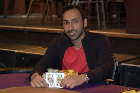 Davinder Jhutty Wins Again; Takes Down Spring Super Stack Main Event