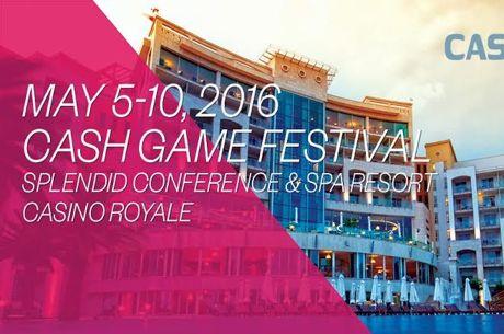 Splendid Poker Open od 5. do 10. Maja u Crnoj Gori