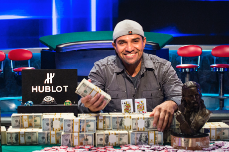 Mike Shariati Crowned World Poker Tour Player of the Year