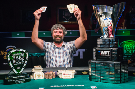 Justin Young Triumphs Over Garrett Greer To Win WPT Seminole Hard Rock Poker Showdown