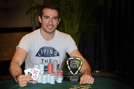 David Malka Wins Seminole Hard Rock Poker Showdown High Roller for $658,000
