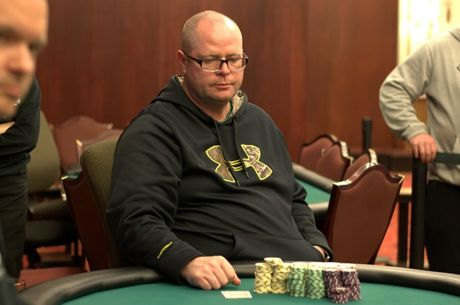 First Day of PlayNow Poker Championship Ends with Garth Arnason Bagging Huge Advantage
