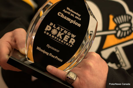 Garth Arnason and Eric Johnson Pick Up Wins at PlayNow Poker Championship