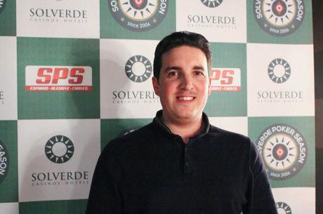 Paulo Silva Lidera Dia 1 da Etapa #6 da Solverde Poker Season 2016