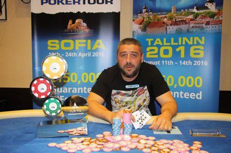 Стефан Генчев спечели MPN Poker Tour София за €35,000