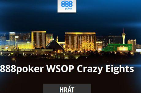 S 888poker na WSOP zcela zdarma