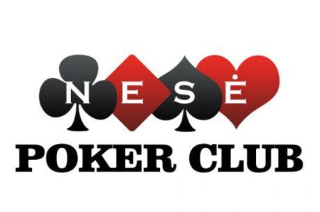 Klaipėdos sportinio pokerio čempionatas - jau šį savaitgalį