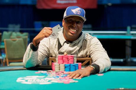 Hawkins First To Go Back-to-Back on WSOP Circuit After Winning Cherokee Main ($279,722)
