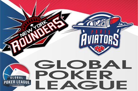 GPL: Paris Aviators e New York Rounders Continuam na Frente