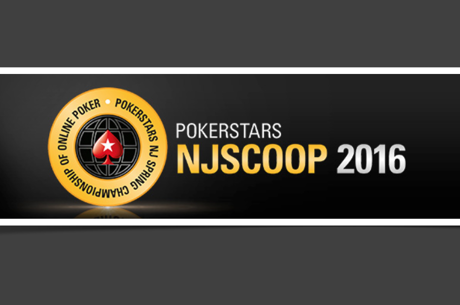 PokerStars Brings 54-Tournament SCOOP to New Jersey; Over $1 Million Guaranteed