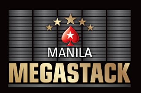 MANILA MEGASTACK 5・5/3スタート