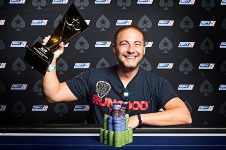 Chance Kornuth continúa su gran 2016 ganando €351K en el €10K High Roller de la Gran Final...