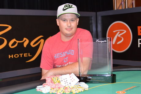 Paul Volpe Wins 2016 Borgata Spring Poker Open Championship for $356,255