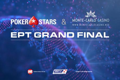 Live Stream с открити карти от финалната маса на EPT Монте...