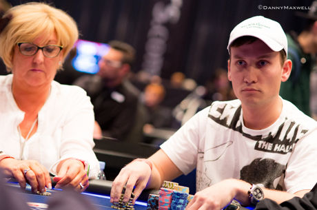 2016 EPT Grand Final Main Event Day 1a: Ukraine's Roman Verenko Leads