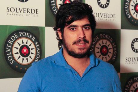Miguel Silva 5/6 na Mesa Final Main Event FPS Mónaco; €38.5k Garantidos