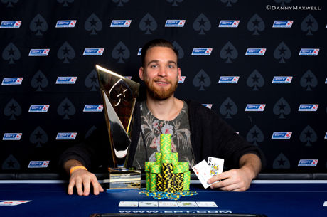 Fabian Quoss Beats Ole Schemion To Win 2016 EPT Grand Final €50,000 Super High Roller