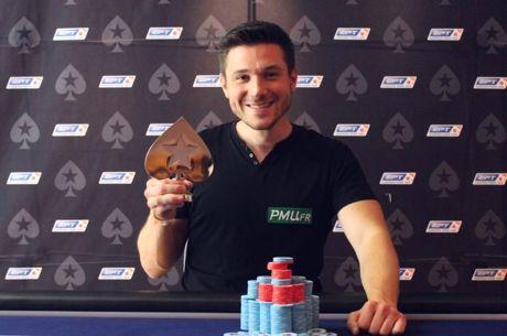 EPT Grand Final : Pierre Merlin poursuit son rêve
