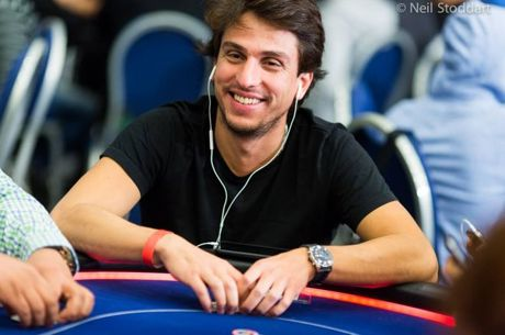 André Moreira 2º no Monday $215; Alçada 6º no Big $44 da PokerStars