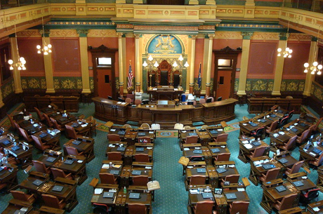 Michigan To Hold Committee Hearing Today Regarding Online Gambling Bill